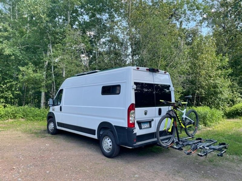 Picture 3/22 of a 2019 Dodge ProMaster 2500 Camper Van for sale in Minneapolis, Minnesota
