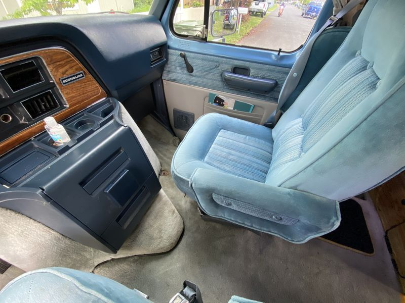 Picture 3/19 of a 1991 Ford 250 Sportsmobile pop top for sale in Spanaway, Washington