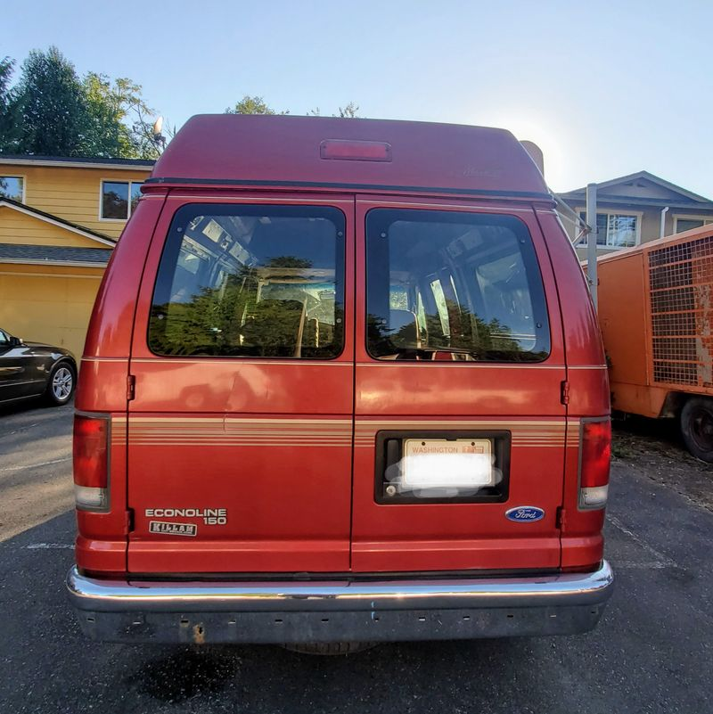 Picture 4/11 of a Ford Econoline E150 Mark III LE Hightop  for sale in Seattle, Washington