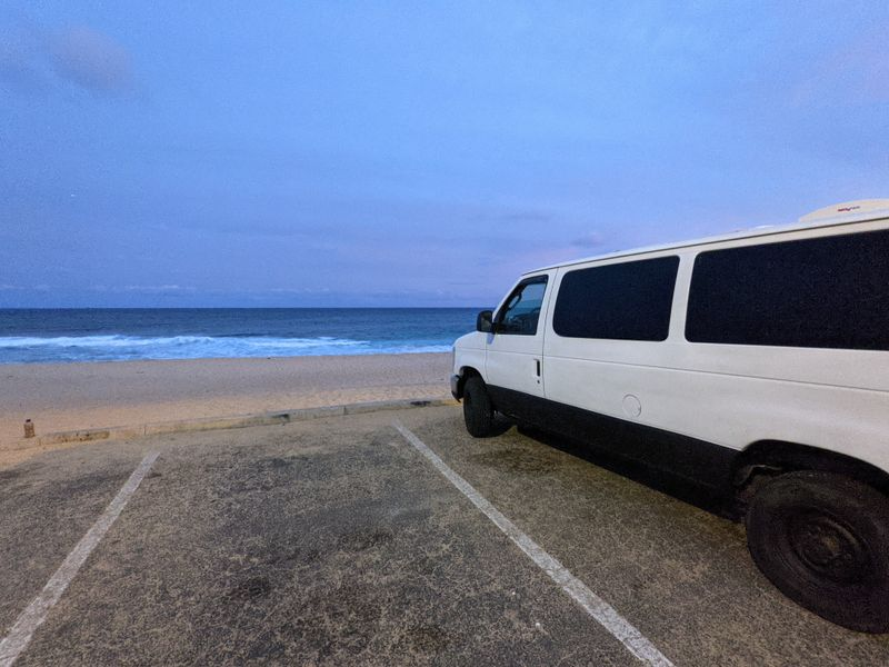 Picture 1/5 of a 2014 Ford e350 stealth camper van for sale in Honolulu, Hawaii