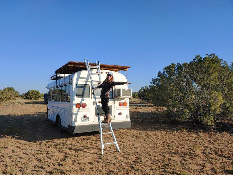 Picture 5/5 of a 2001 Chevy Minibus Conversion, $21k for sale in Alma, Colorado