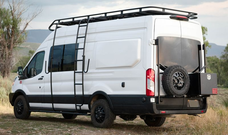 Picture 6/11 of a 2020 Ford Transit AWD Dream Build for sale in Jackson, Wyoming
