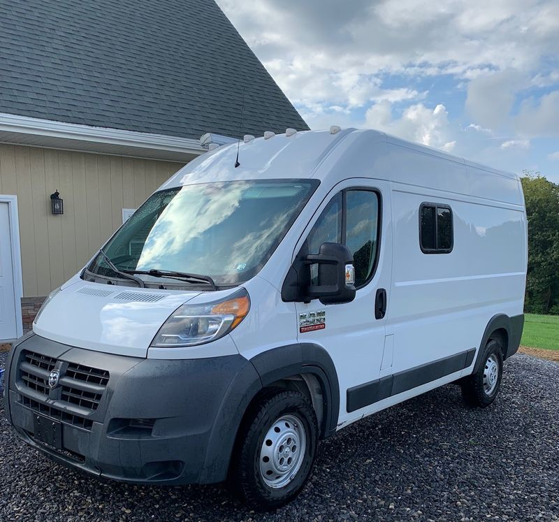 """Picture 6/19 of a 2014 Dodge Promaster 2500 136"""" High Roof (Shorty) for sale in Millerstown, Pennsylvania"""