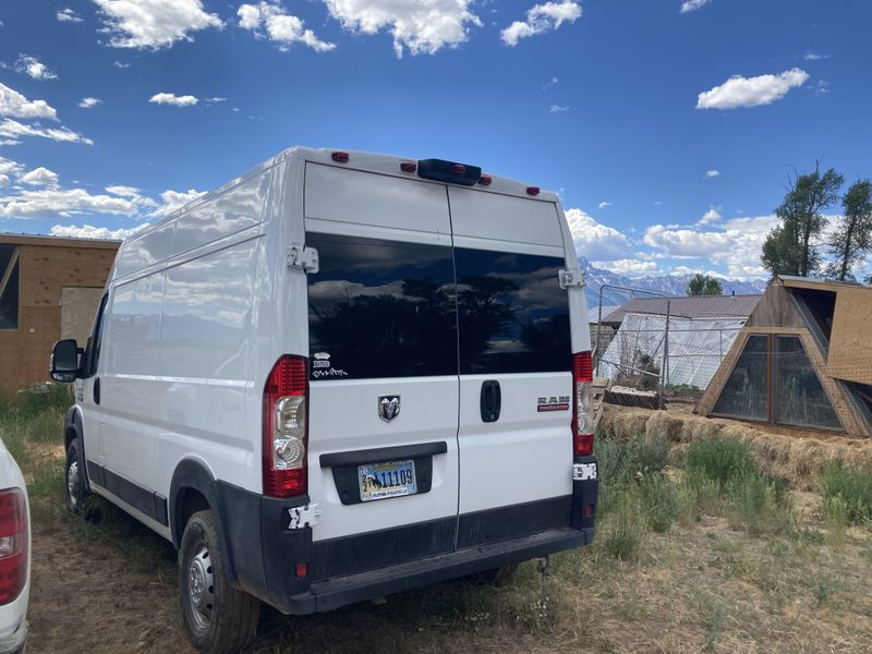 Picture 3/12 of a 2019 Promaster build out project! for sale in Jackson, Wyoming
