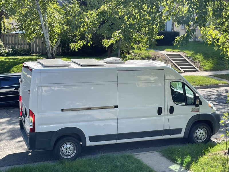 Picture 2/34 of a 2015 Ram Promaster Four Season Campervan for sale in Minneapolis, Minnesota