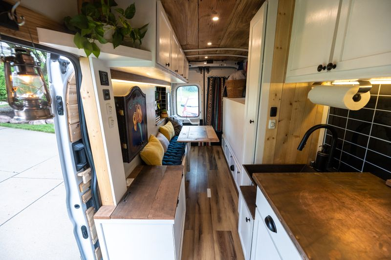 Picture 1/24 of a 2019 Ford Transit 250 Camper Van for sale in Mesa, Arizona