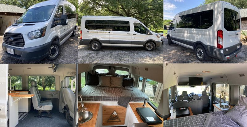 Picture 1/11 of a 2015 Ford Transit - Nationwide delivery available for sale in Pearland, Texas