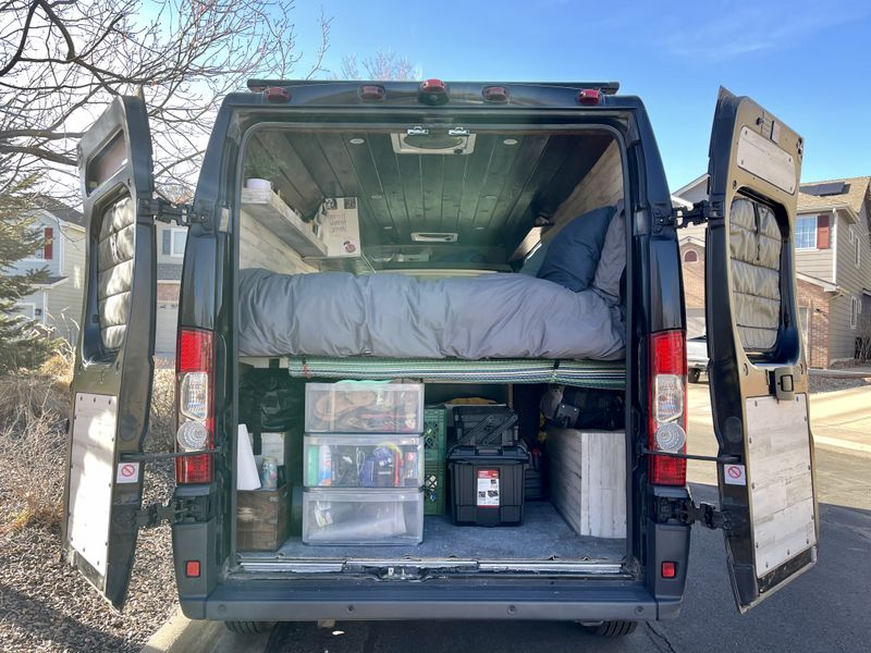 Picture 2/10 of a 2017 Dodge Promaster 2500 HIGHTOP for sale in Arvada, Colorado
