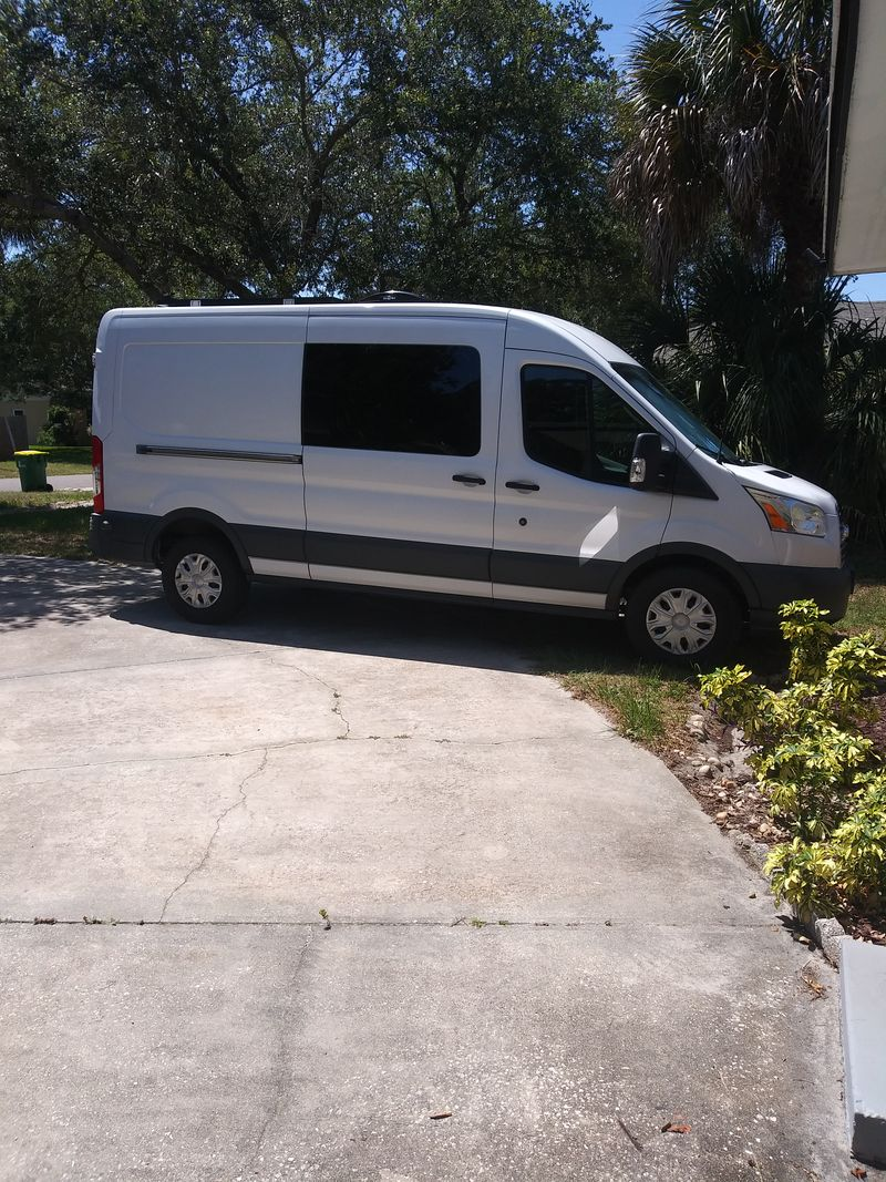 Picture 5/26 of a 2015 ford transit campervan for sale in Melbourne, Florida