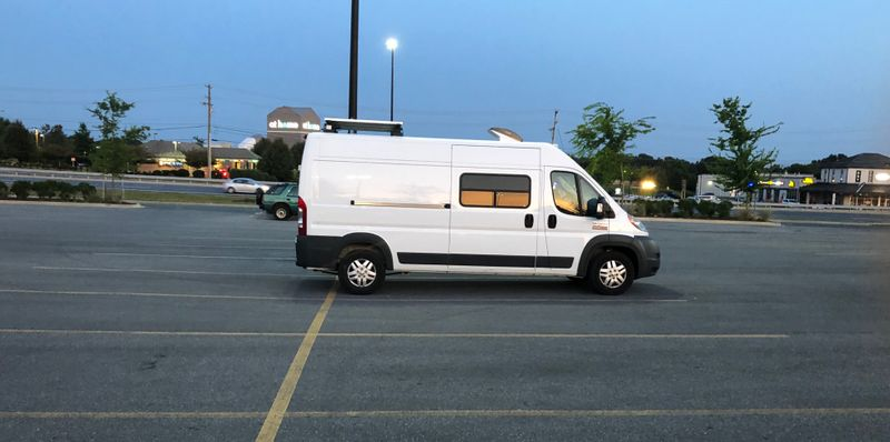 """Picture 2/31 of a 2018 Ram Promaster 3500 159"""" for sale in Rockville, Maryland"""