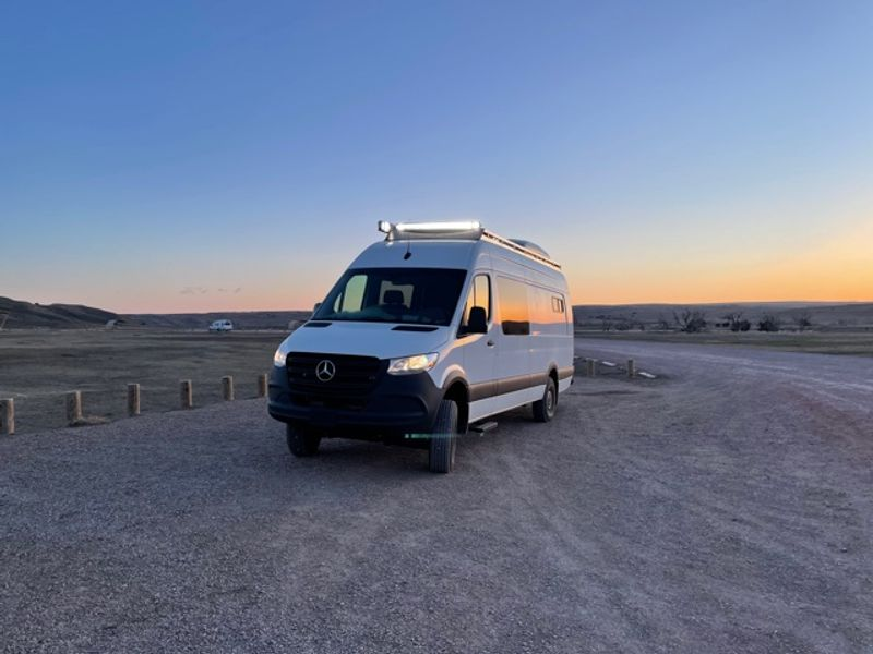 Picture 2/36 of a 2019 sprinter 4x4 170 ext  for sale in Saint Paul, Minnesota