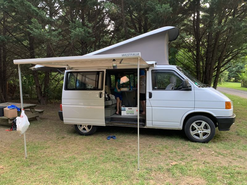 Picture 1/17 of a 1992 Volkswagen T4 California (Euro Spec) for sale in Waterford, Virginia