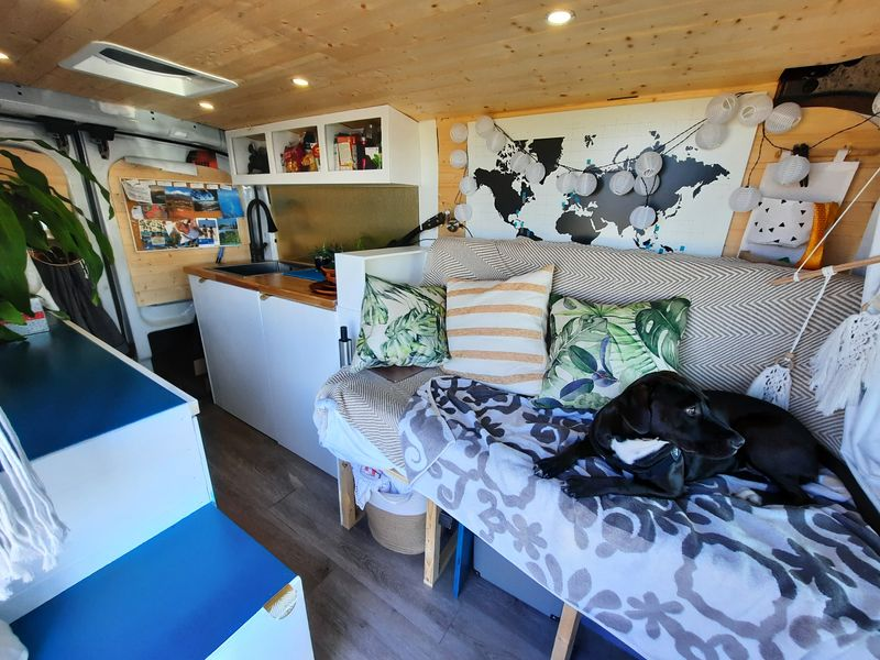 Picture 1/9 of a 2017 Ford Transit Camper Van for sale in Miami, Florida