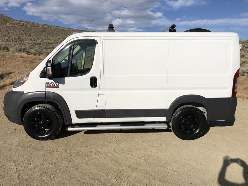 """Picture 2/12 of a 2015 RAM Promaster 118"""" EcoDiesel Conversion for sale in Carson City, Nevada"""