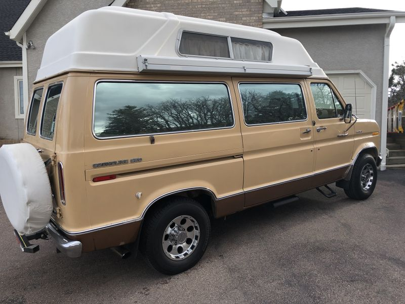 Picture 1/26 of a 1976 Ford Econoline 250 Chateau for sale in Colorado Springs, Colorado