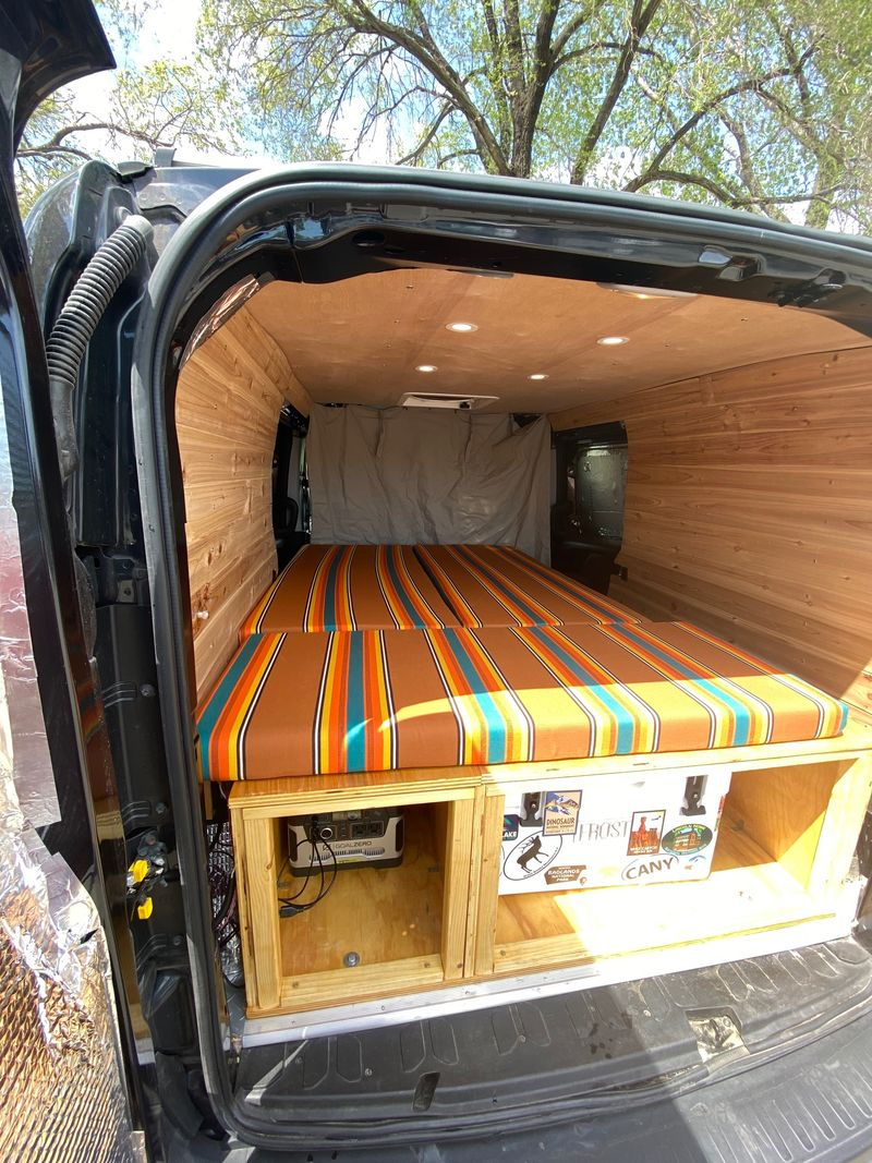 Picture 2/19 of a 2015 Promaster City Micro Camper Van for sale in Chicago, Illinois