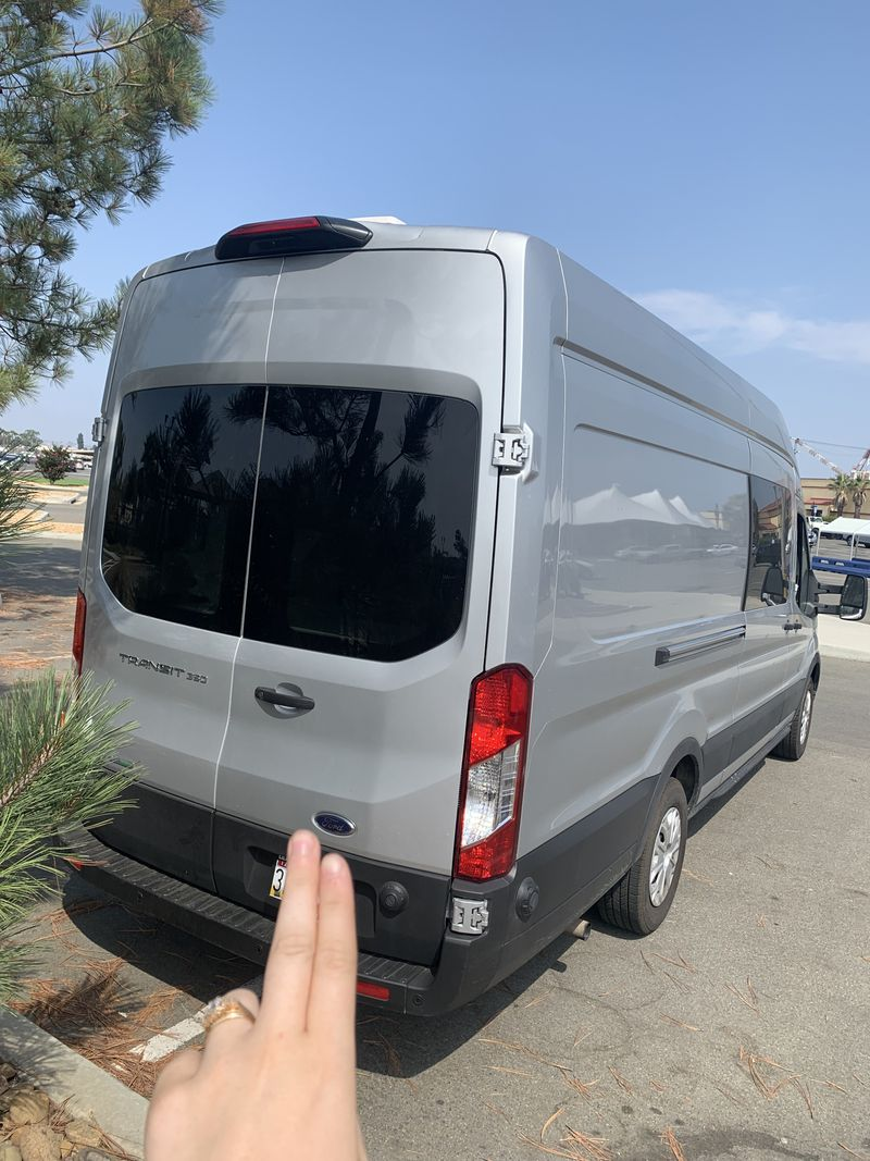 Picture 2/6 of a 2020 Ford Transit  for sale in San Diego, California