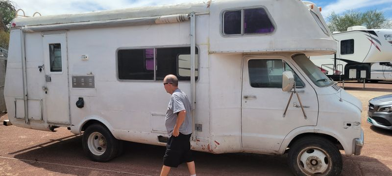 Picture 4/4 of a 1977 Dodge Sportsman  for sale in Glendale, Arizona