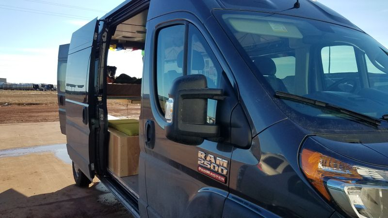 """Picture 4/30 of a 2019 Ram Promaster 159"""" Wheelbase, High Roof for sale in Robert Lee, Texas"""