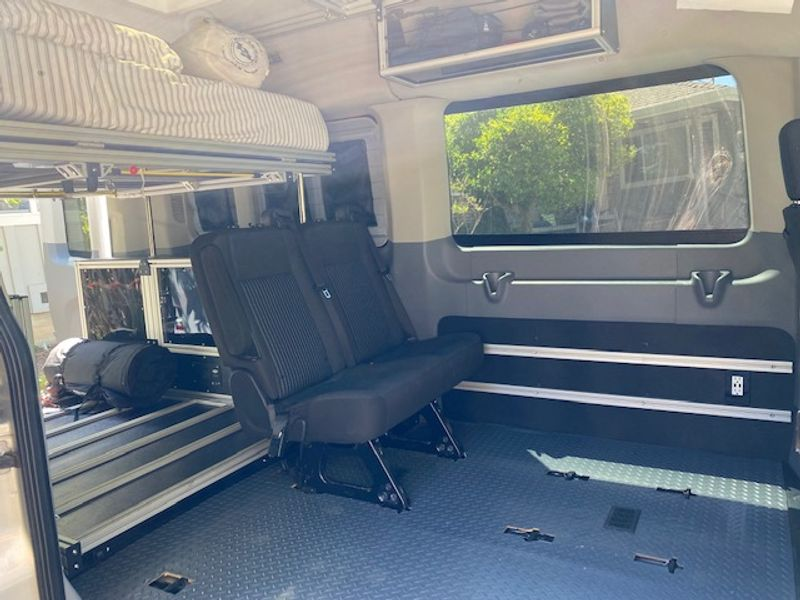 Picture 5/16 of a 2019 Transit 350 by VanDoIt for sale in Portola Valley, California