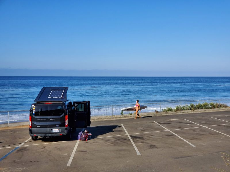 Picture 4/23 of a 2015 Ford Transit Camper for sale in Huntington Beach, California