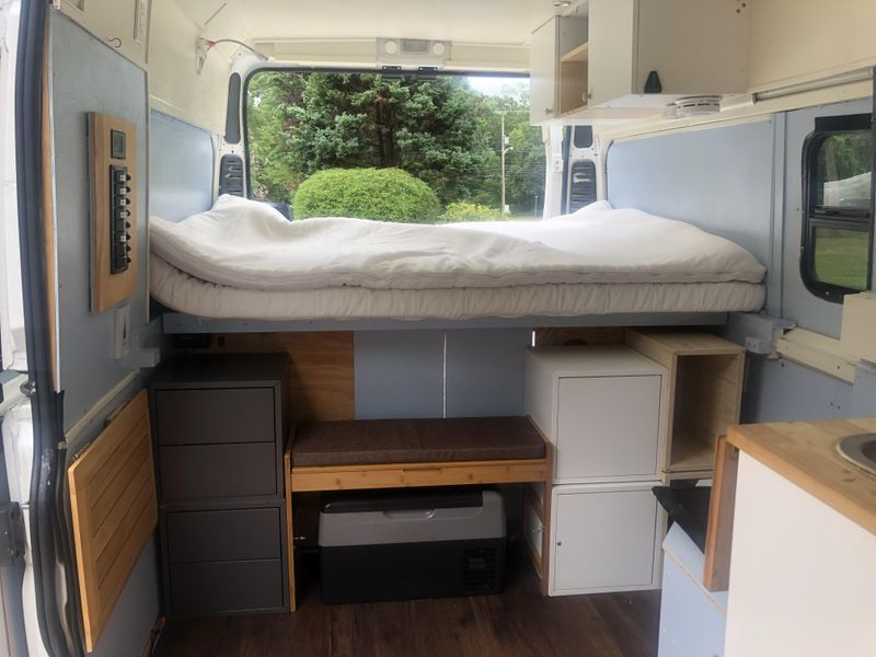 """Picture 5/16 of a 2018 RAM PROMASTER 2500 159"""" HIGH ROOF for sale in Bergenfield, New Jersey"""