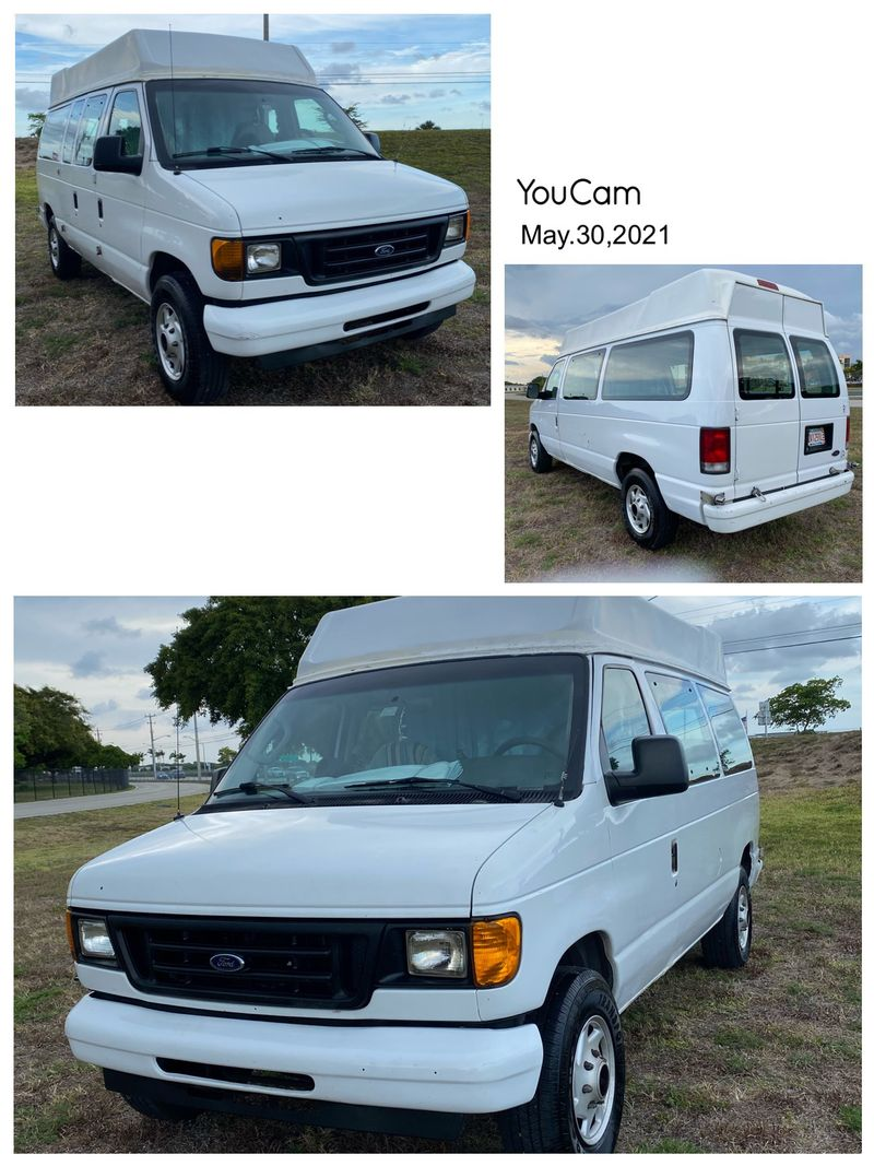 Picture 1/11 of a 2007 Ford E-250 Camper/ Van for sale in Hollywood, Florida
