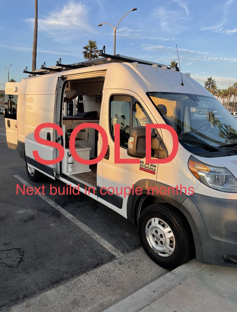 Picture 1/27 of a ITS Back, New Build New Engine  Nice Ram Promaster  for sale in Huntington Beach, California