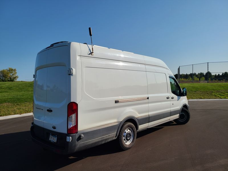 Picture 6/39 of a 2015 Ford Transit 350 High Roof Extended Length for sale in Saint Cloud, Minnesota