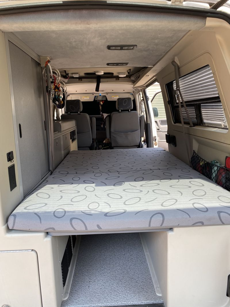 Picture 5/9 of a 2000 Eurovan Camper for sale in Longmont, Colorado