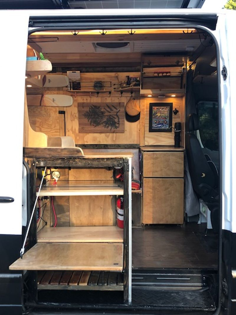 """Picture 4/24 of a 2008 Sprinter 144"""" / 2020 Conversion  for sale in Bellingham, Washington"""