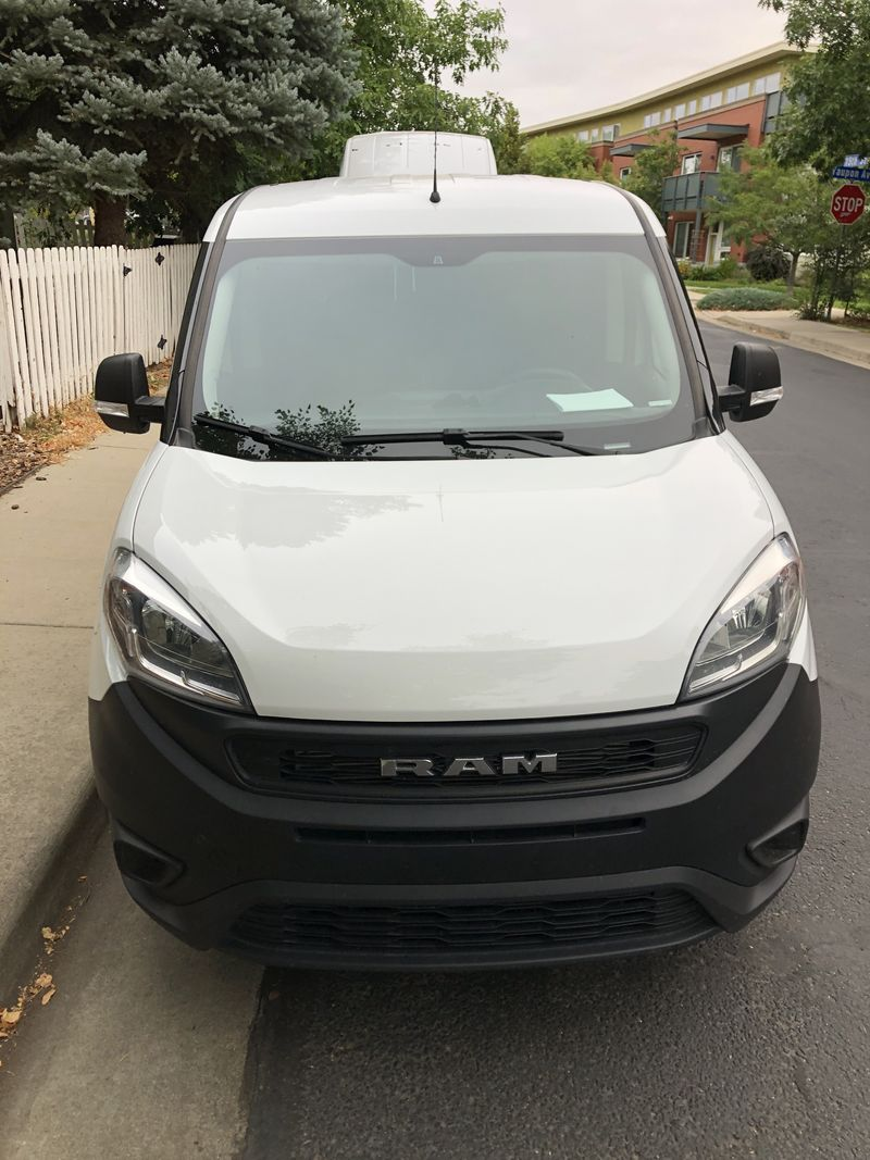 Picture 2/18 of a 2019 Ram Promaster City campervan for sale in Boulder, Colorado