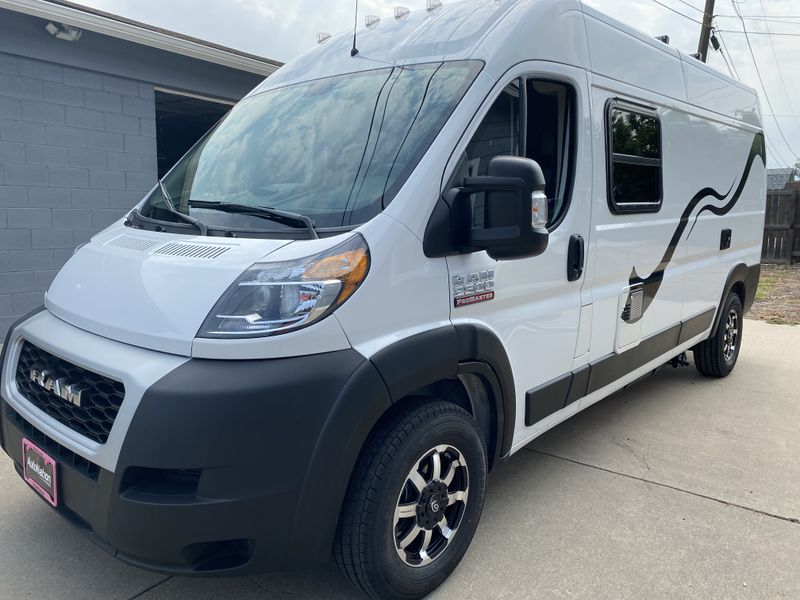 Picture 1/45 of a New 2021 Ram Promaster 2500 Custom Build-SOLD for sale in Golden, Colorado