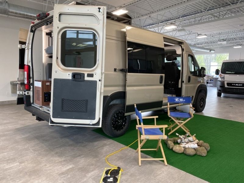 Picture 2/27 of a 2021 ProCamp by Van Horn-Base Jumper (B216809N) for sale in Plymouth, Wisconsin