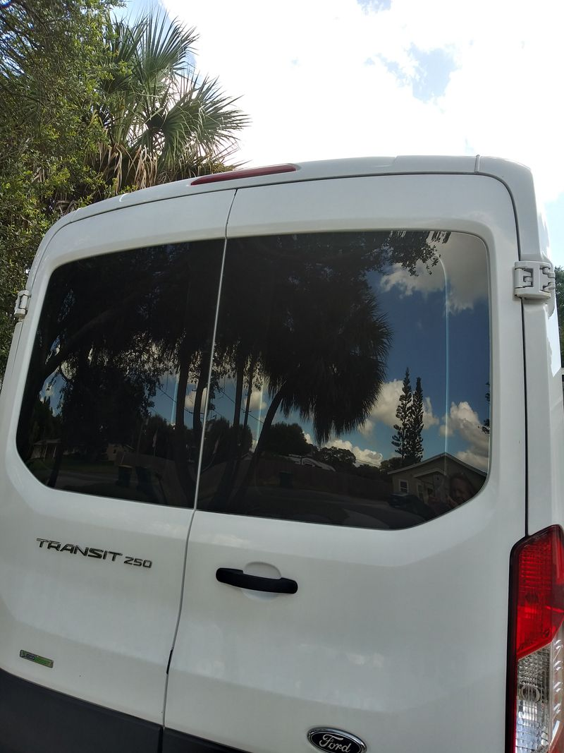 Picture 6/26 of a 2015 ford transit campervan for sale in Melbourne, Florida