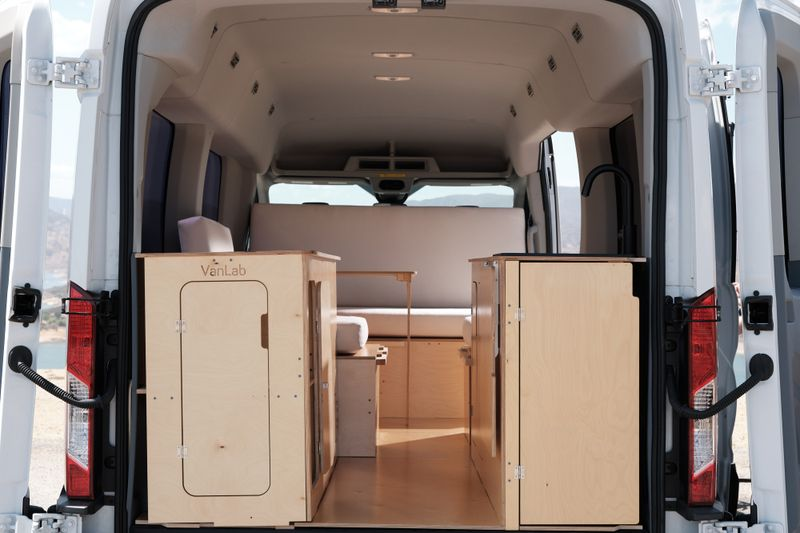 Picture 2/12 of a 2018 Ford Transit Passenger - VanLab USA kit for sale in Topanga, California
