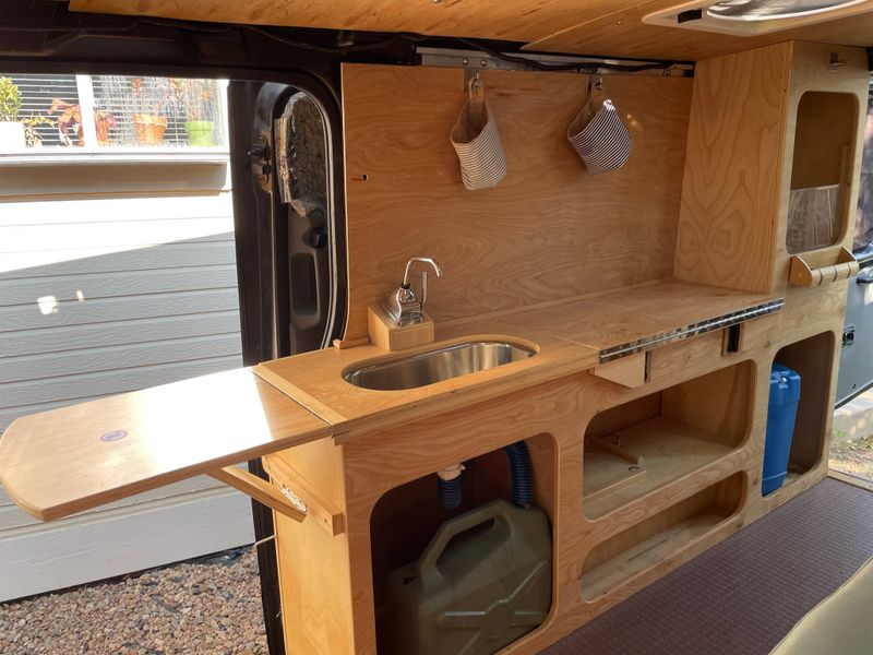 Picture 3/16 of a 2012 Nissan NV 2500 Custom Conversion for sale in Denver, Colorado