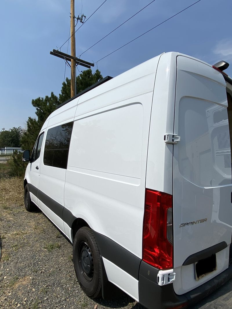 """Picture 2/9 of a 2020 Mercedes Sprinter 144"""" WB DIY Ready for sale in Denver, Colorado"""