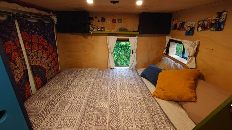 Picture 3/20 of a 2008 Ford E350 Camper van conversion for sale in Loveland, Colorado