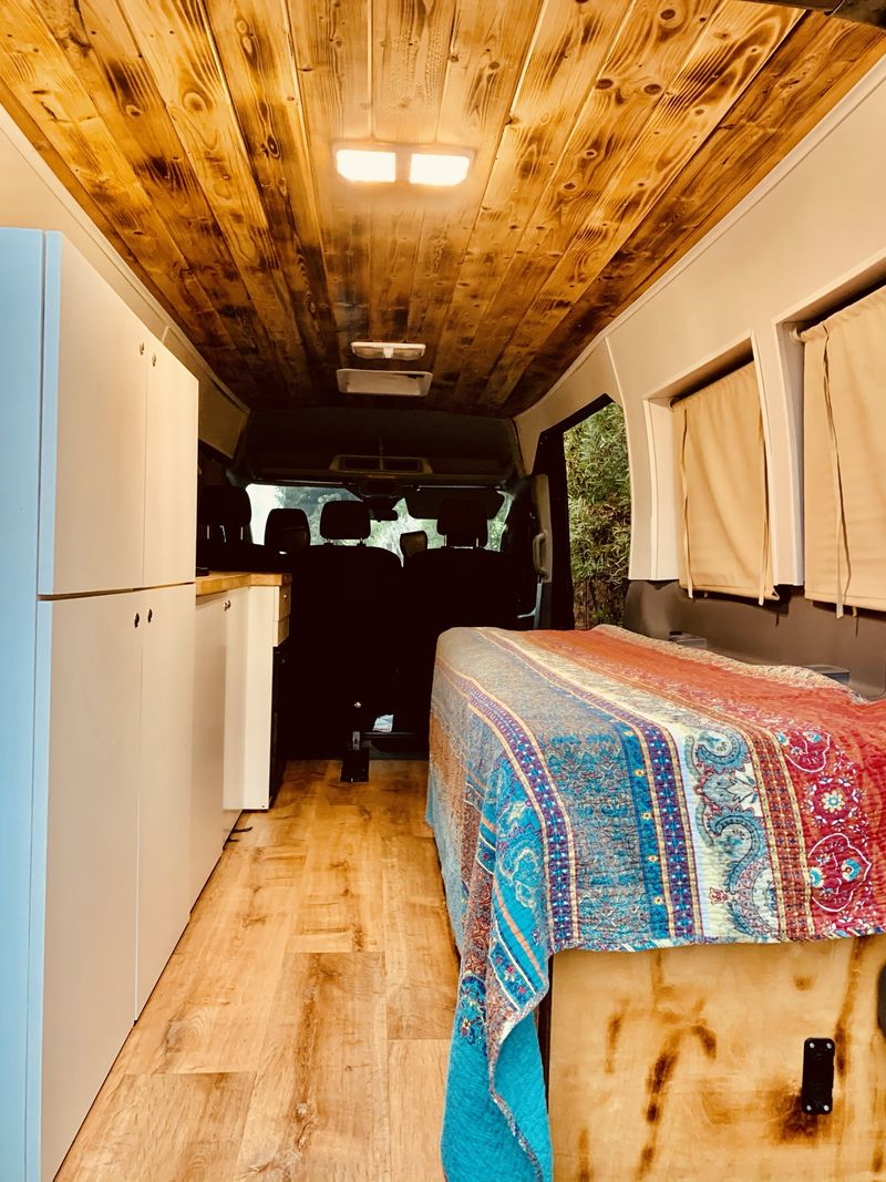 Picture 3/32 of a Tiny Home On Wheels! Solar, Kitchen, Etc. for sale in Santa Monica, California