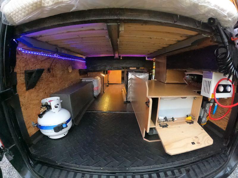 Picture 5/15 of a Sprinter Campervan - Hot Shower & More for sale in Bellingham, Washington