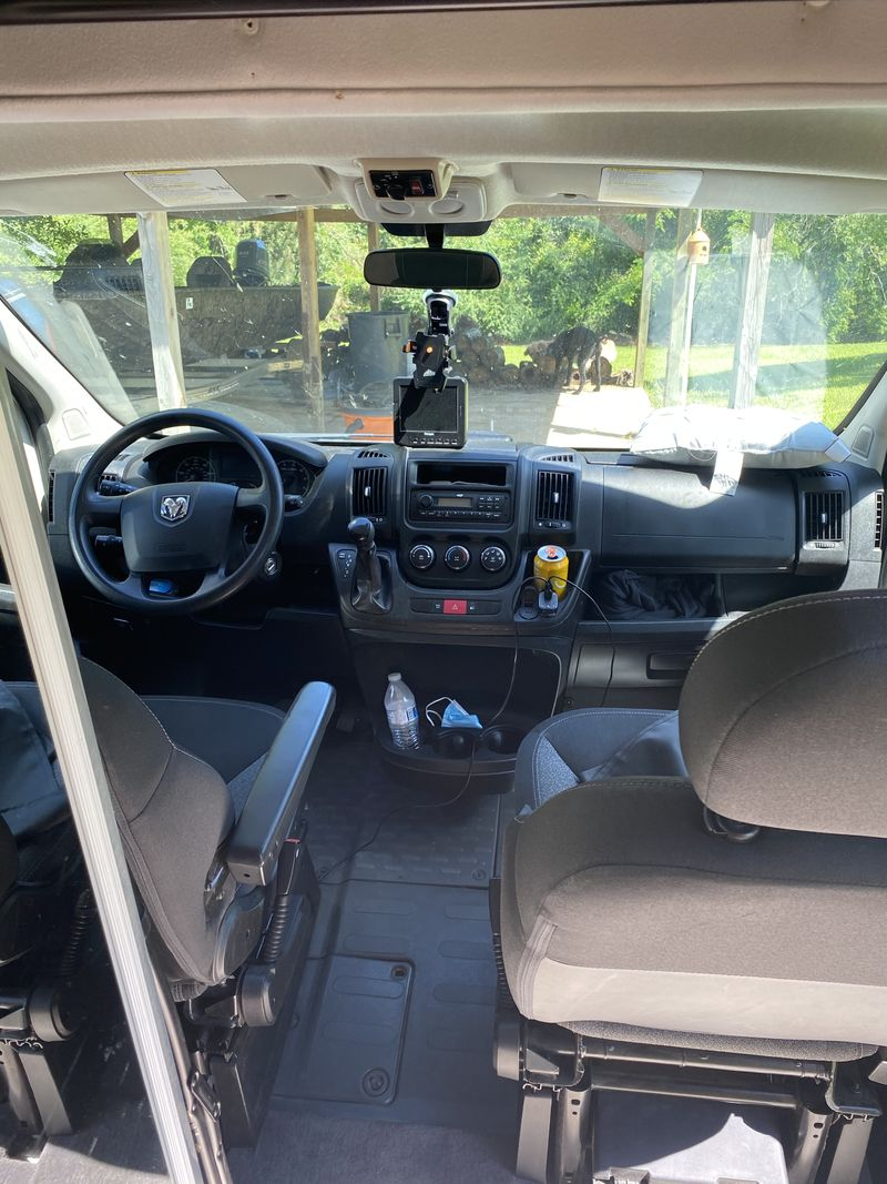 """Picture 4/14 of a 2014 Ram Promaster HR 156"""" Ext!  Tech Nomad  for sale in Payson, Utah"""