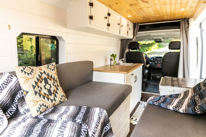 Picture 6/13 of a 2017 Ram Promaster 2500 High-Roof Converted Van  for sale in Chattanooga, Tennessee