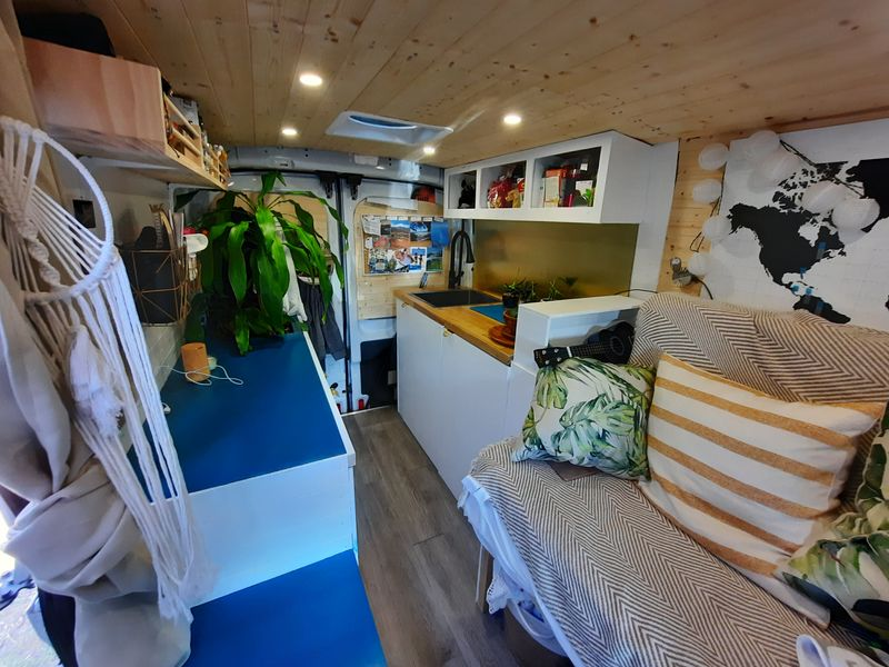Picture 5/9 of a 2017 Ford Transit Camper Van for sale in Miami, Florida