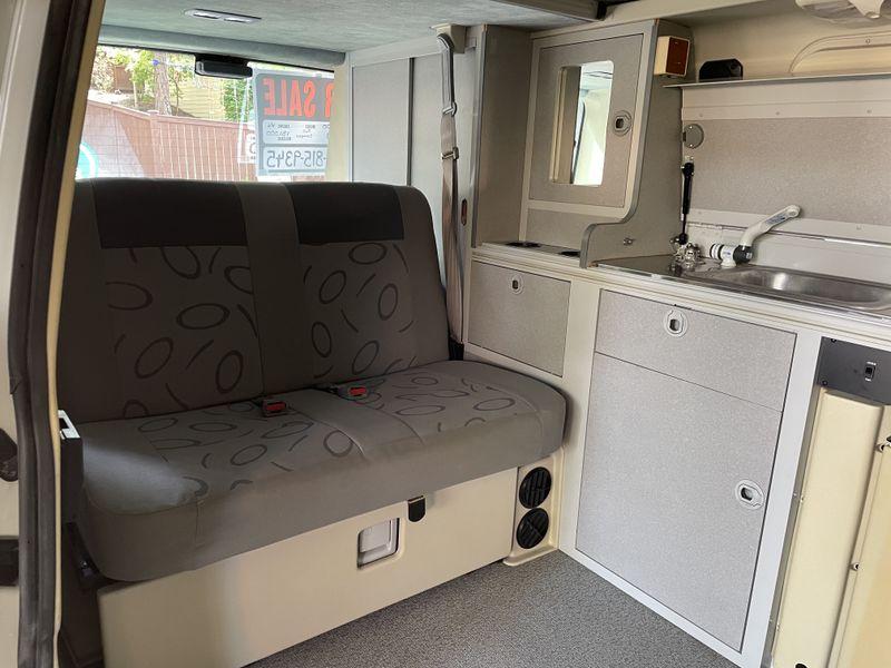 Picture 2/9 of a 2000 VW Eurovan Winnebago Full Camper for sale in Bend, Oregon