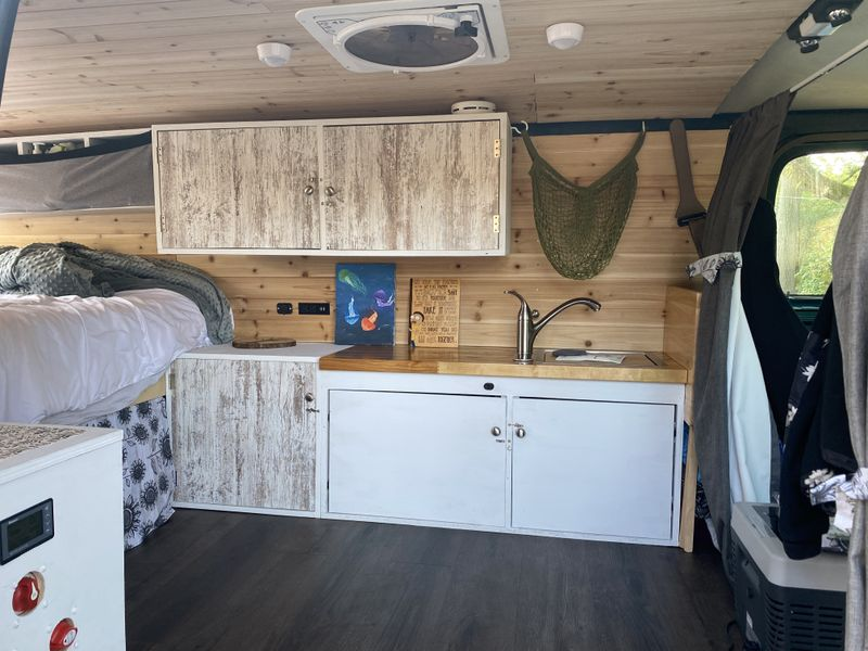 Picture 5/9 of a 1994 Chevy G20 fully converted camper van  for sale in Eureka, California