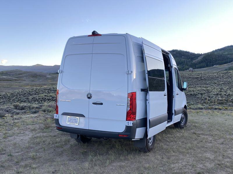 Picture 5/20 of a 2021 Mercedes Sprinter van 144 Diesel  for sale in Grand Junction, Colorado