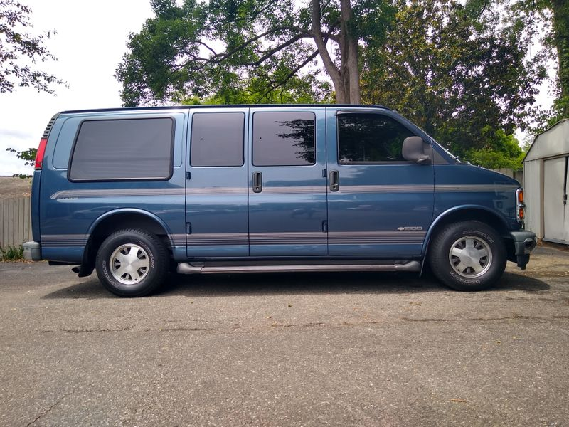 Picture 2/25 of a 1998 Chevy Express 1500 Conversion Van (sleeper) for sale in Tallahassee, Florida