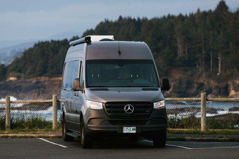 Picture 1/38 of a 2019 Mercedes Benz Sprinter Custom Campervan for sale in Portland, Oregon