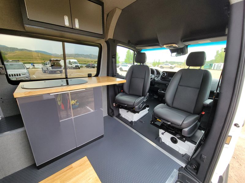 Picture 2/8 of a 2020 Mercedes Sprinter 4x4 Campervan for sale in Littleton, Colorado